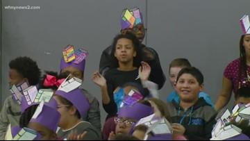 Read 2 Succeed:  Jefferson Elementary