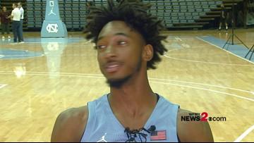 Talking Hoops With Leaky Black At North Carolina Basketball Media Day