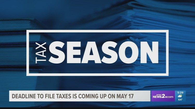 The time to file is now | Tax deadline is Monday, May 17