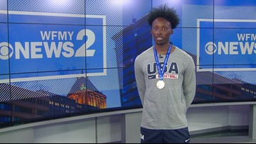 Part 1 Of Interview With Greensboro Day Alum & World University Games Gold Medalist John Newman