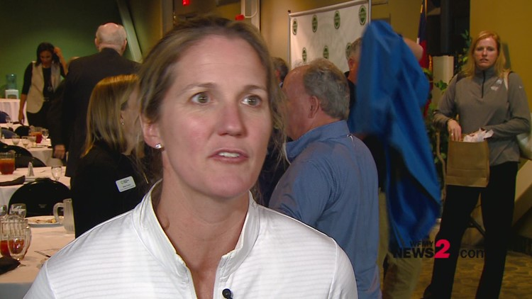 Interview With First-Year North Carolina Women's Head Coach Courtney Banghart