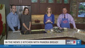 In The News 2 Kitchen with Panera Bread