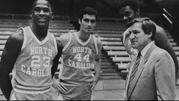 March 29, 1982: Dean Smith's First Championship Win