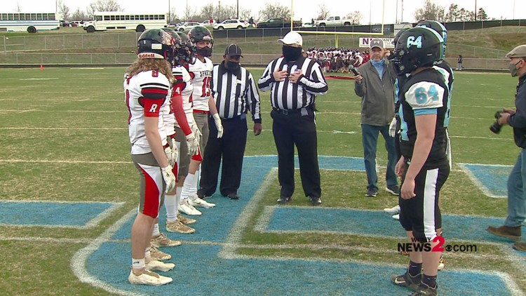 Central Davidson vs. Oak Grove:  Monday Night High School Football
