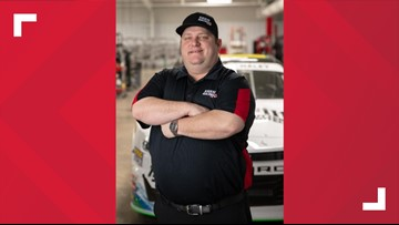Nick Harrison, NASCAR Crew Chief Based in Davidson County, Dies