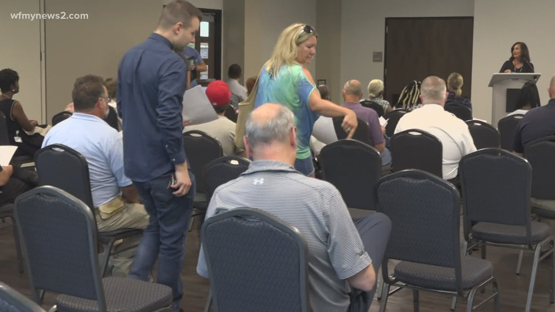 Greensboro business owners give feedback on how city can help curb violent crime
