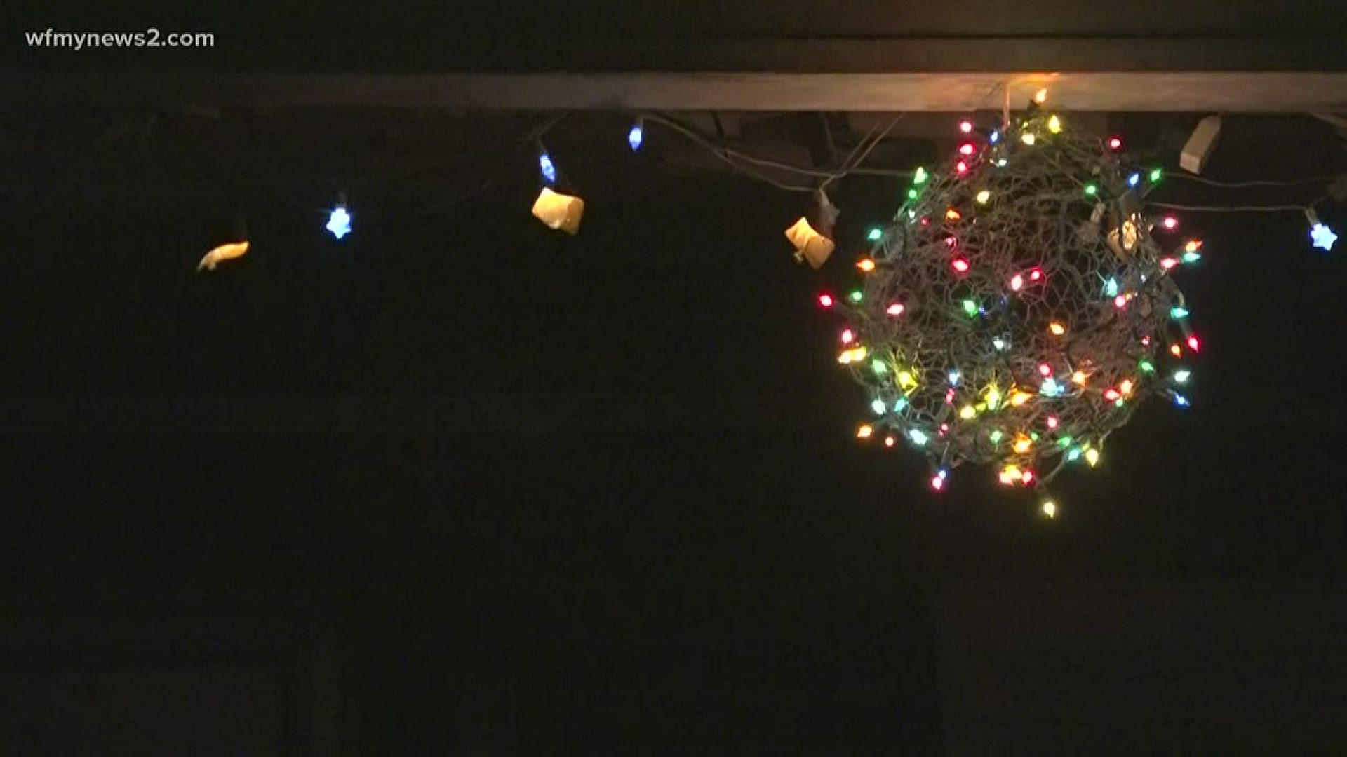 Christmas Lights In Greensboro Nc 2020 Anything that will brighten your day helps' | Homeowners in