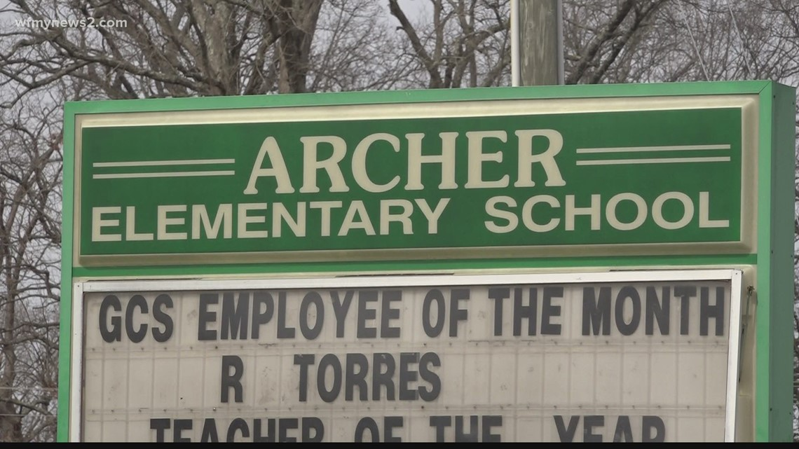 Archer Elementary in Guilford County will no longer exist
