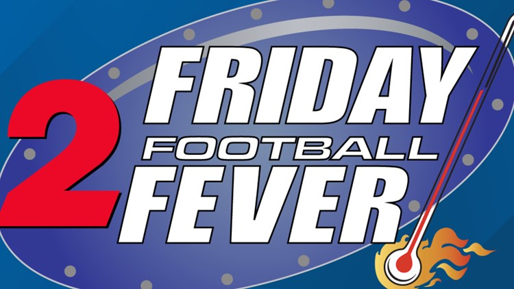 Friday Football Fever: 'Top 5 Plays of the Week' From Week 8