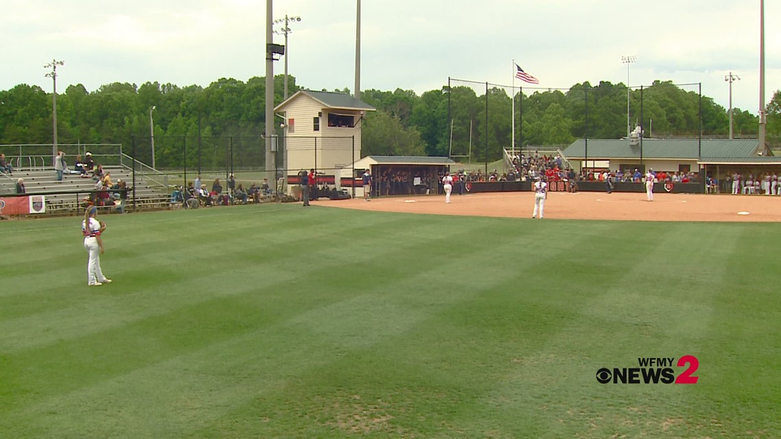 3A State Softball Championship Series: Alexander Central vs. Southern Alamance