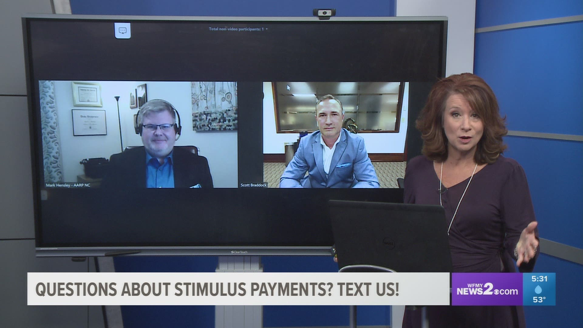 Experts Answer Your Questions On Stimulus Checks And Taxes Part 1 Wfmynews2 Com