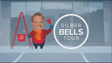 'Silber Bells Tour' visiting 9 Triad cities over 5 days for the Salvation Army