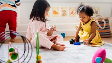 Day care costs more than college in North Carolina, research finds
