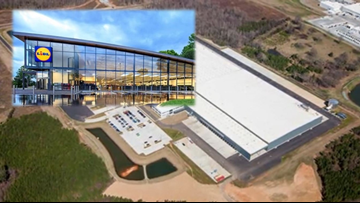 Lidl Hiring up to 100 Positions for its Distribution Center in Mebane