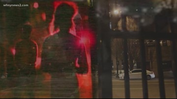 Exclusive: Looking for the signs of potential sex trafficking