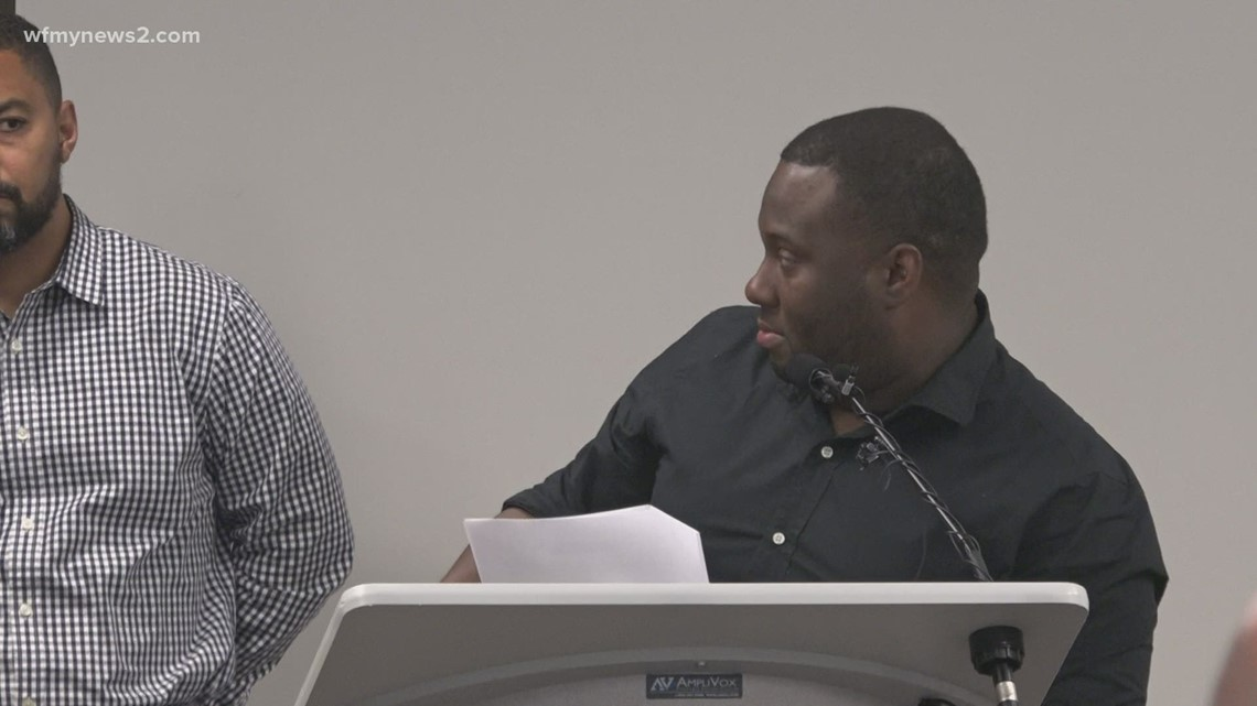 Greensboro holds town hall to get feedback on proposed safety ordinance