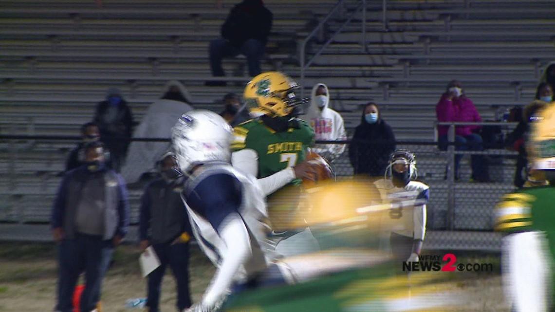 Cummings vs. Smith: Friday Football Fever Highlights