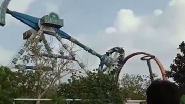 Carnival Ride Snaps in Half in Horrifying Accident, Killing Two