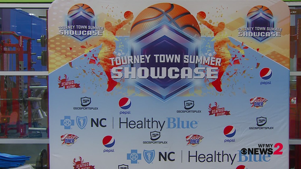 Triad teams competing in 2021 Tourney Town Summer Showcase