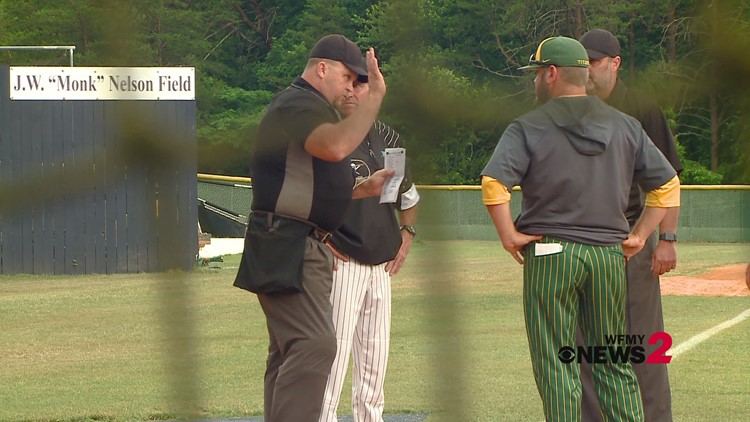 High School Baseball: West Forsyth vs. Reagan