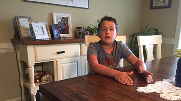 Miracle: 12-year-old had no pulse for 5 minutes. Then, strangers saved him from nearly drowning at Holden Beach