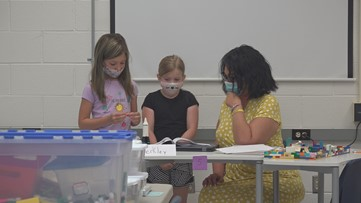 Guilford County Schools passes mask recommendations for students, staff