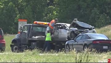 One Killed in High Point Crash Involving 3 SUVs