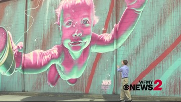 Calling all Artists! Greensboro Wants You to Design a Mural Wall at Country Park