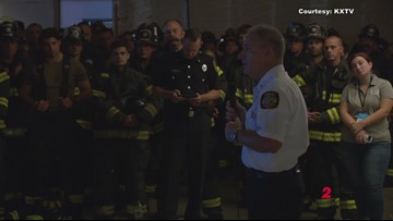 Legacy Firefighters: New Class Of First Responders Are Relatives of Firefighters Killed During 9/11