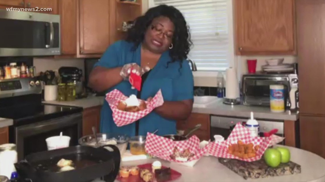 Chef Felicia shows us how to prepare some of your fair favorites at home! Pt.2