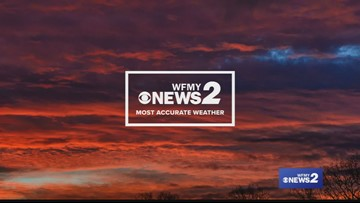 Triad Weather Update With Christian Morgan