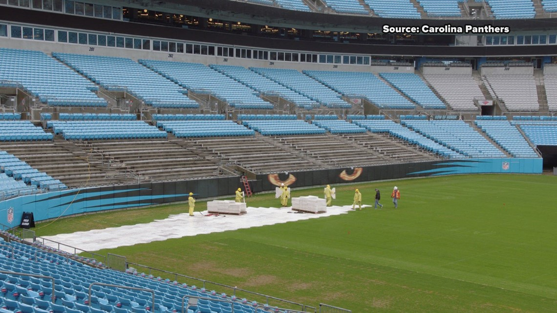 Panthers adding field suites to Bank of America Stadium