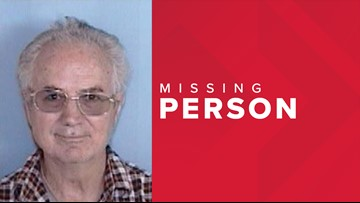 Silver Alert Canceled For Missing 74-Year-Old Man