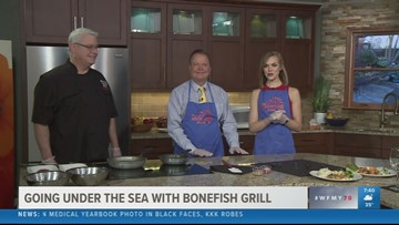 In the News 2 Kitchen with Bonefish Grill