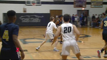 Friday Night High School Hoops:  Reidsville vs. Rockingham County