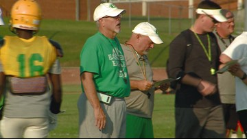 Highlights From Eastern Alamance vs. Page HS Football Scrimmage