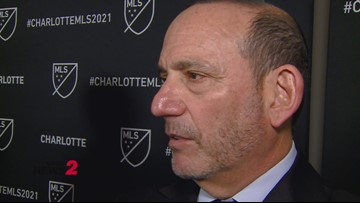Interview With Major League Soccer Commissioner Don Garber