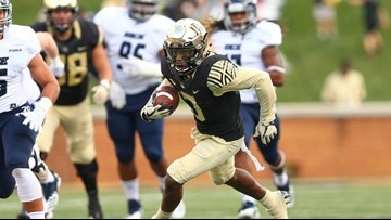 Wake Forest's Dortch to enter NFL Draft
