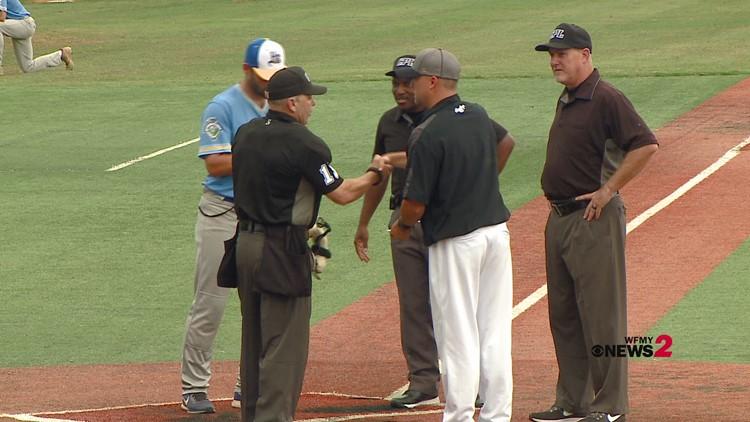 Coastal Plain League Baseball: Holly Springs vs. Asheboro