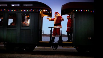 All Aboard! The Polar Express Will Return To NC For Magical Holiday Train Rides