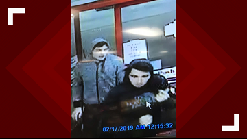 Men Armed With Pipe Tries to Rob Store, Leave Empty Handed When Customer Walks In: Police