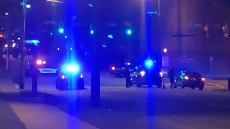 Police searching for driver after pedestrian critically injured in hit-and-run crash