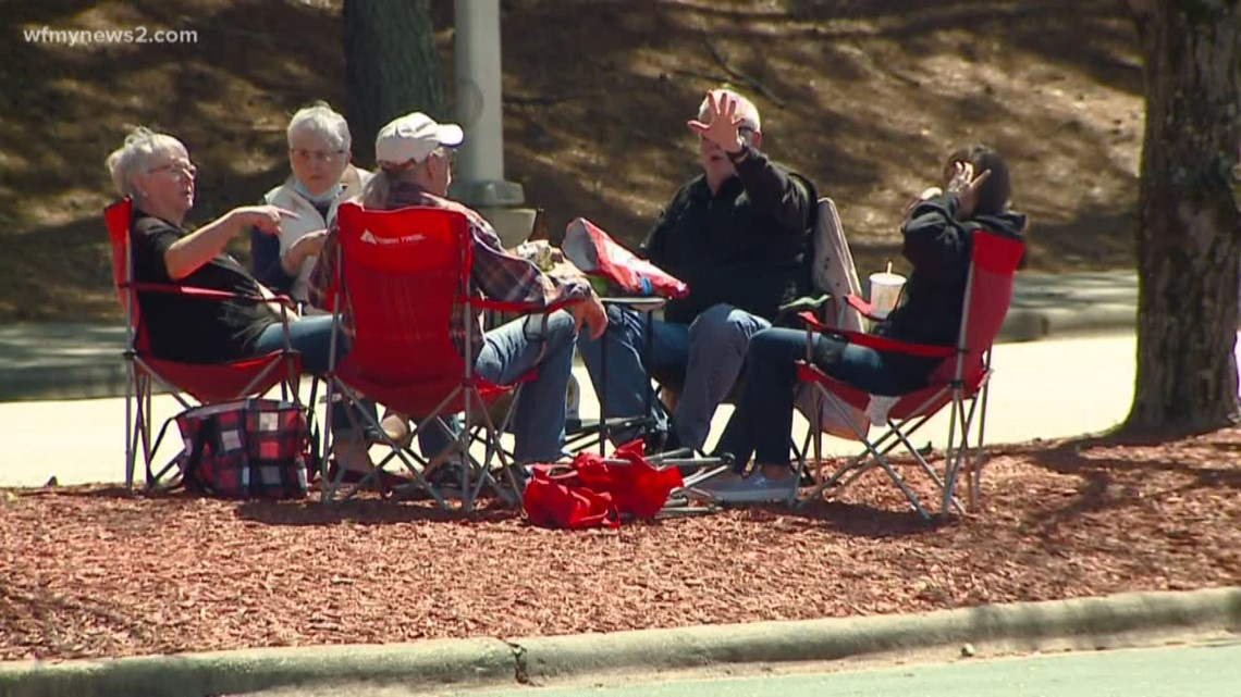 Fan Eager For Playoff Hockey's Return To NC