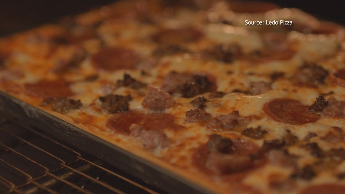 In the virtual News 2 kitchen with Ledo Pizza: Part 2