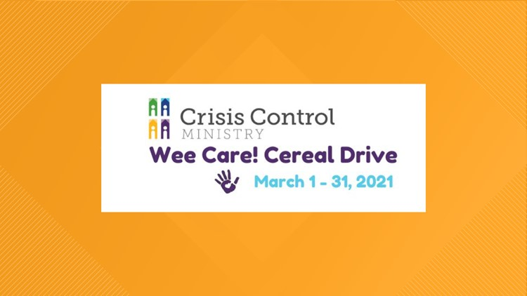 Cereal drive gets underway in Forsyth County