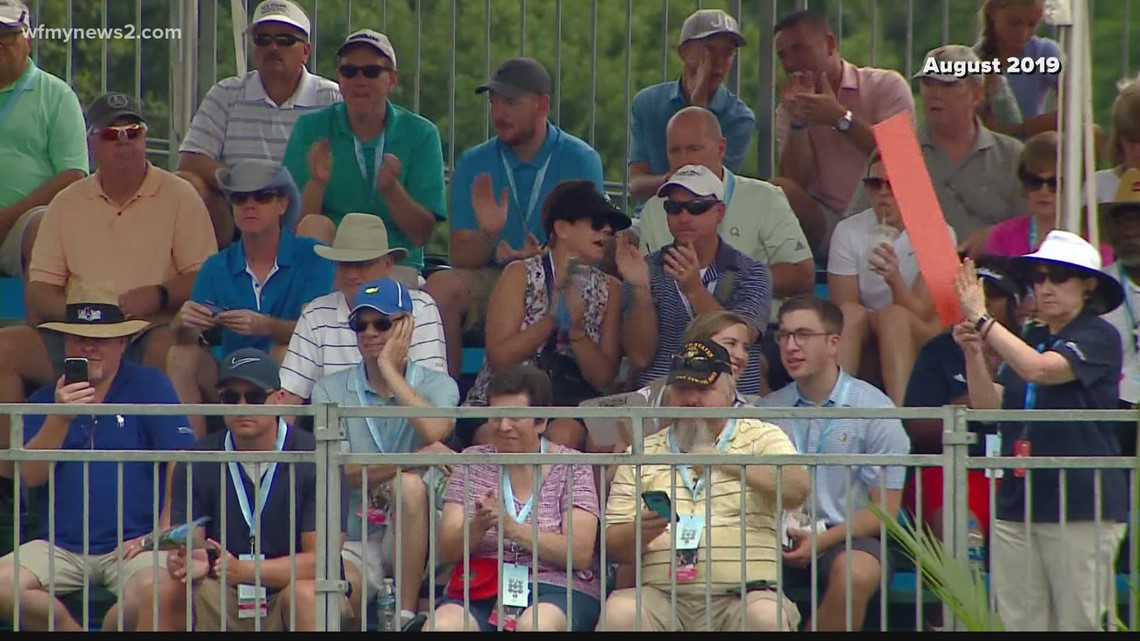 Wyndham Championship will bring back fans, creating opportunity for local businesses
