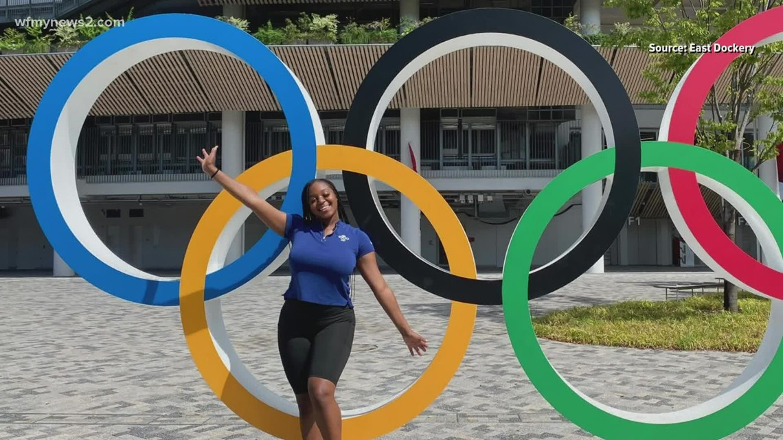 NC A&T journalist talks about covering the Tokyo 2020 Olympics Jaelen