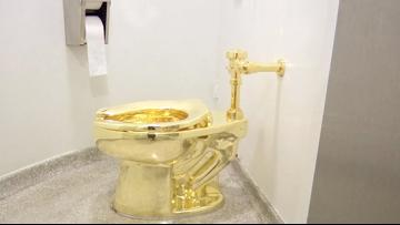 Solid Gold Toilet Stolen From Blenheim Palace, Winston Churchill's Birthplace