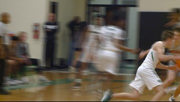 NW Guilford vs. SW Guilford Boys High School Basketball