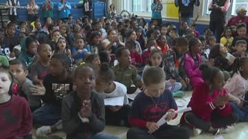Read 2 Succeed: Peck Elementary School